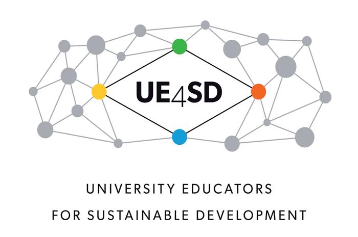 University Educators for sustainable development logo
