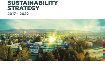 Sustainability Strategy 2017-2022