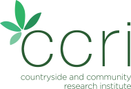 Countryside and community research institute logo