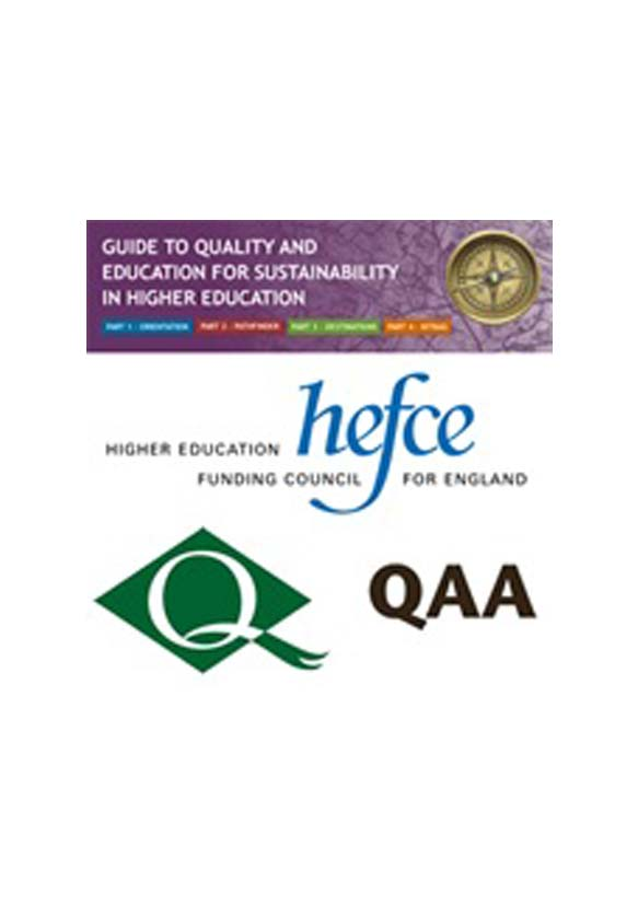 Guide to Quality and Education for Sustainability in Higher Education