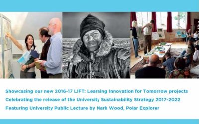 LIFT projects feature in Sustainability Showcase