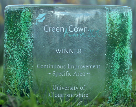 Green Gown Awards Winner