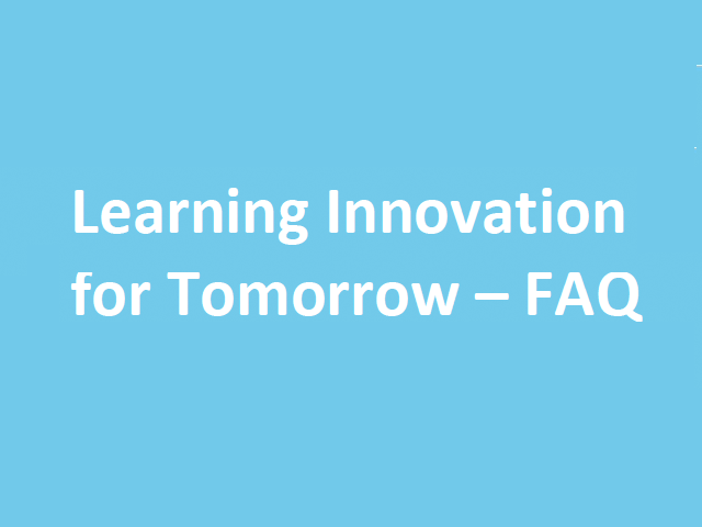 Learning Innovation for Tomorrow
