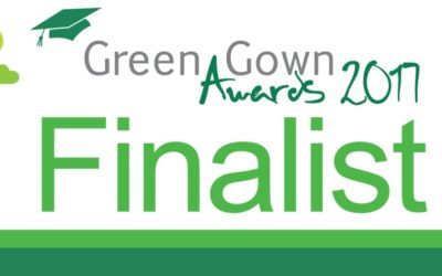 University shortlisted for 3 national Green Gown awards