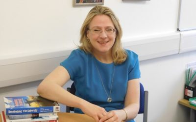 Director of Sustainability awarded National Teaching Fellowship