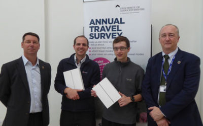 Travel survey winners announced