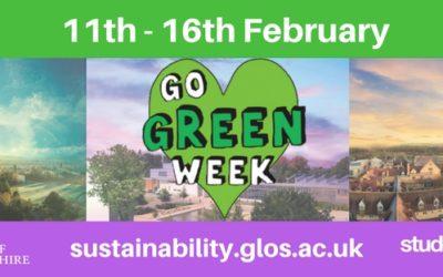 Join Go Green Week – 11-16th February