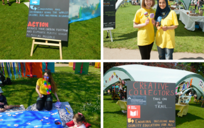 Local Fun for the Global Goals – Student-led Festival Pop-up