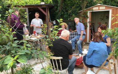 Edible Garden celebrates 10th Anniversary – Saturday June 9th