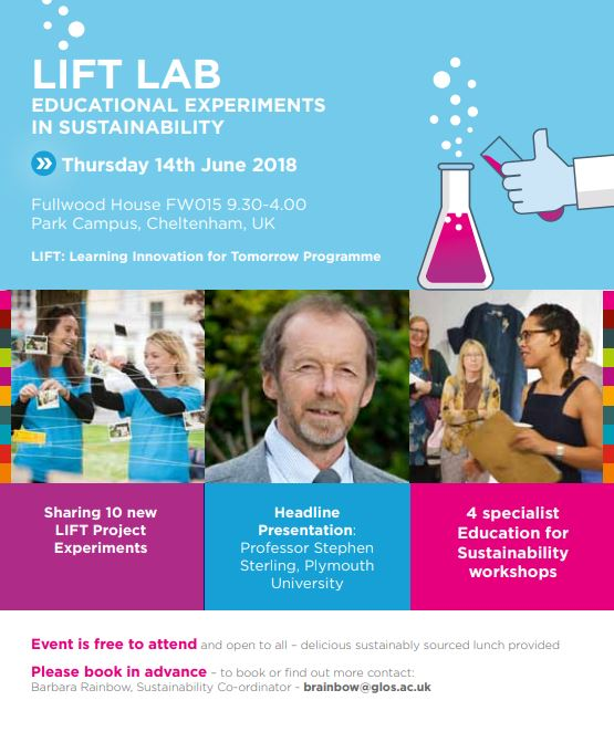 LIFT LAB – Educational Experiments in Sustainability