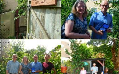 Edible Garden 10th birthday celebrations