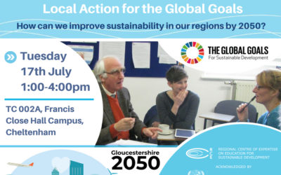 RCE Severn Forum – Local Action for the Global Goals