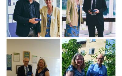 Sustainability Service Awards 2018