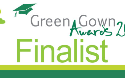 University into the Green Gown finals