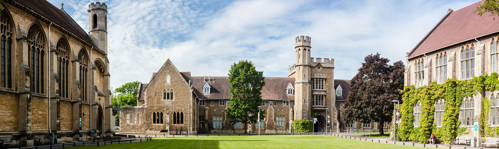 Image of Francis Close Hall Campus