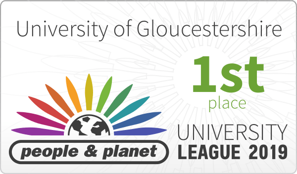 First Place University League 2019 - People & Planet