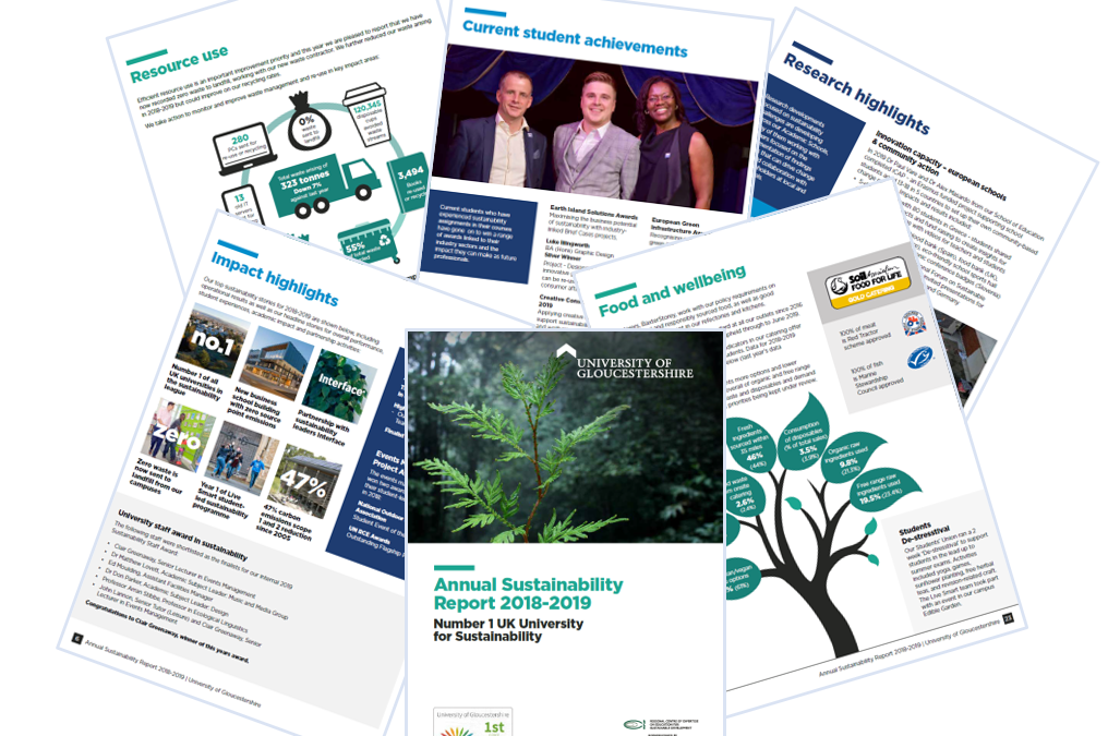 Annual Sustainability Report 2018-2019