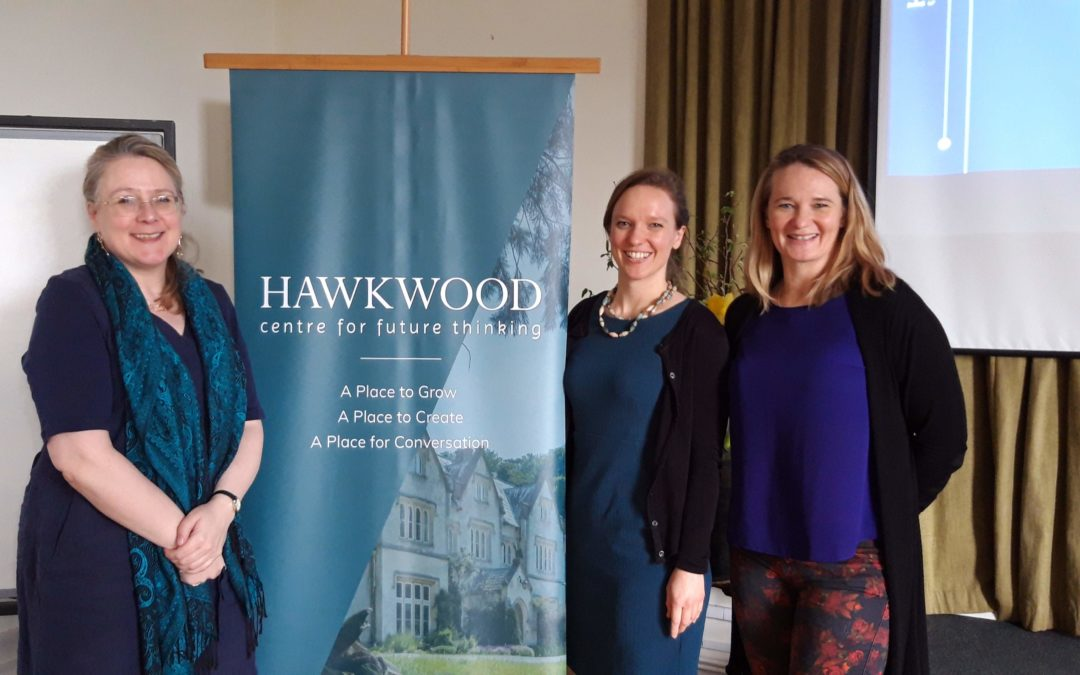 System change workshop at Hawkwood College Climate Action Lab