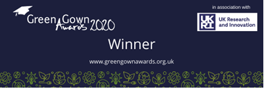 UOG Wins at the Green Gown Awards